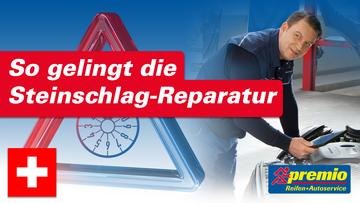 Steinschlag-Reparatur