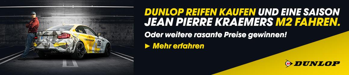 Fahre Jean Pierre Kraemers M2